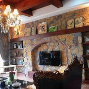欧式复古风格背景墙设计