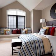 都市风格卧室设计