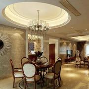 奢华的欧式餐厅