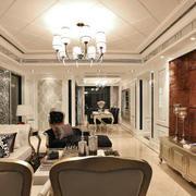 时尚风格客厅装修