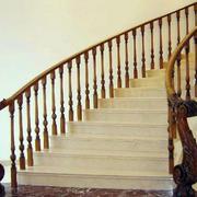 流线美楼梯装修设计