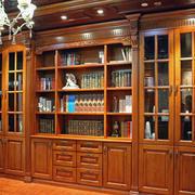 整体书柜设计