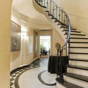 大气型楼梯装修