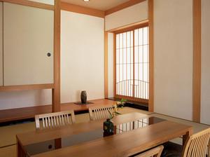 日式餐桌设计