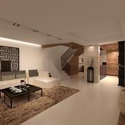 简约系现代优雅客厅设计