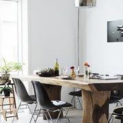 小型loft公寓简约风创意餐厅设计