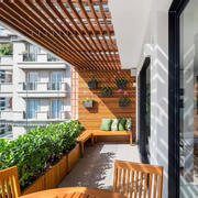 简约风之复式楼现代化设计
