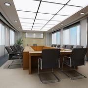 会议室镂空装修