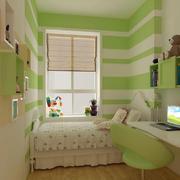 田园风格儿童房设计