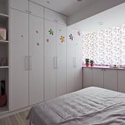 家居卧室衣柜
