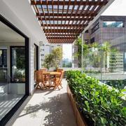 简约风之复式楼优雅精美型设计