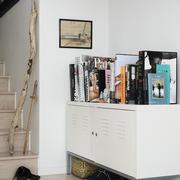 小型loft公寓简约风收纳设计
