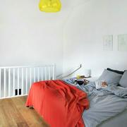 现代简约风格小卧室