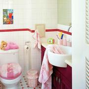 卫生间洗漱池装修设计