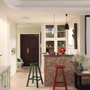现代家居吧台