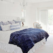 简约型男生卧室床面布置