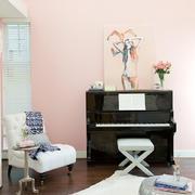 简约系粉色墙面布置