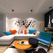 50平米地中海风家居设计