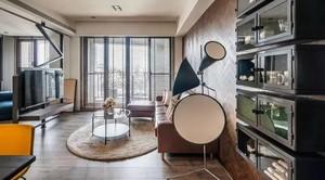 淡雅无过:简欧风情之30平米小户型家装