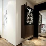 三室两厅收纳柜展示