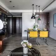 一居室户型设计之桌椅