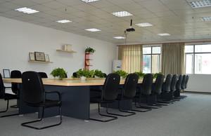企业高档会议室设计装修效果图