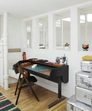2层小复式楼室内简约风格装修效果图欣赏
