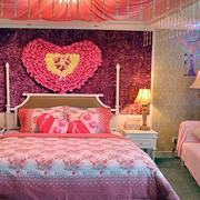 婚房床头背景墙设计