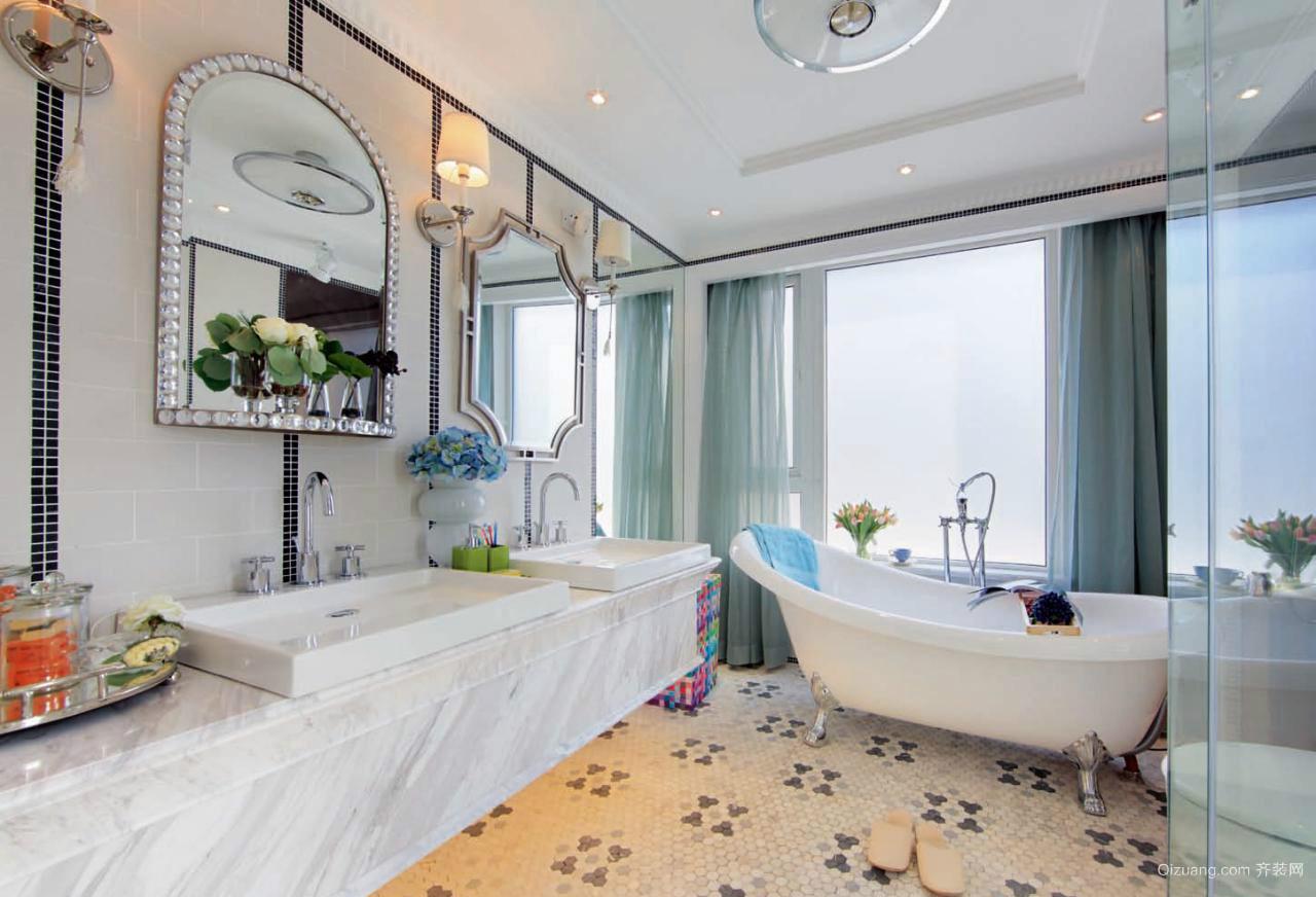色彩魅力:50平米波普风之一居室小户型装修