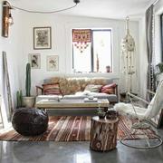 简约风之复式楼客厅设计