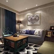 精致的客厅装饰画