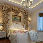卧室小碎花设计
