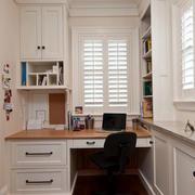 欧式整体书房设计