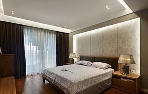 新中式老年公寓装修效果图
