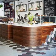 厨房木质吧台设计