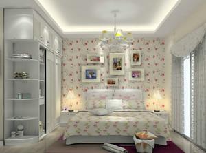 卧室床头背景墙设计