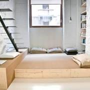 阁楼榻榻米地台设计
