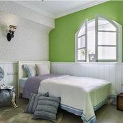 三室两厅小卧室清新设计