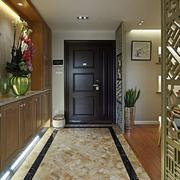 公寓玄关装饰设计