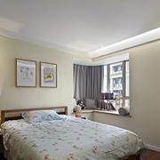 公寓卧室装饰画欣赏
