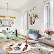 公寓客厅时尚设计
