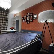 卧室居风格灯饰装修