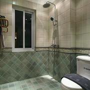 卫生间淋浴设计图