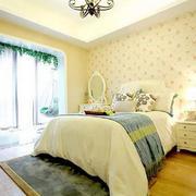 韩式卧室飘窗设计