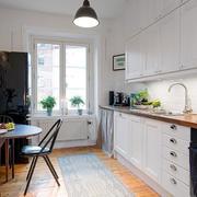 欧式简约厨房灯饰设计