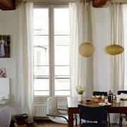 北欧风格典型飘窗装修效果图