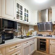 欧式精美厨房橱柜设计