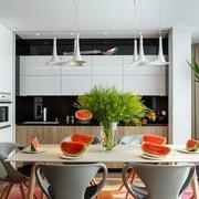 公寓厨房设计展示