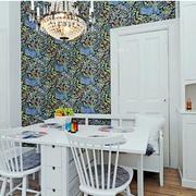 公寓餐厅餐桌椅设计