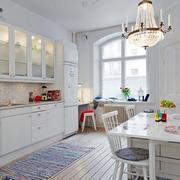 公寓厨房橱柜欣赏